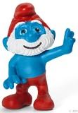 Schleich - Papa Smurf