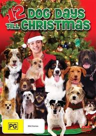12 Dog Days Till Christmas on DVD