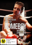 Homeboy DVD