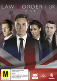 Law & Order UK: (Series 4) on DVD