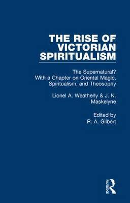 Supernatural V8 by Lionel A. Weatherly