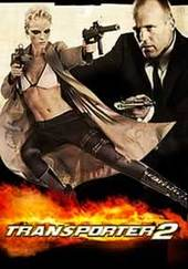 Transporter 2 on DVD