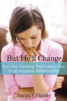 But He'll Change by Joanna V. Hunter image