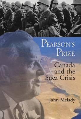 Pearson's Prize by John Melady