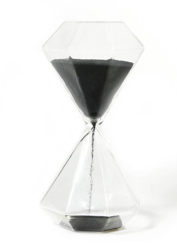 Short Story: Diamond Hour Glass - Small