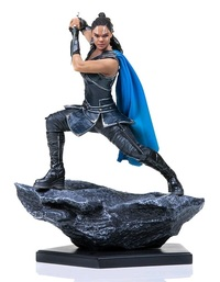 Thor: Ragnarok: 1/10 Valkyrie - Battle Diorama Statue