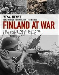 Finland at War by Vesa Nenye