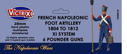 Victrix: French Napoleonic Artillery (1804-1812)