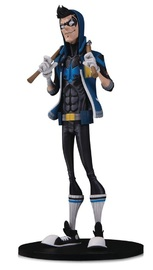 "DC Artists' Alley: Nightwing (Hainanu Saulque) - 7.25"" Limited Edition Statue"