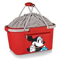 Minnie Mouse - Metro Basket Collapsible Cooler Tote Bag