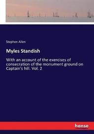 Myles Standish by Stephen Allen