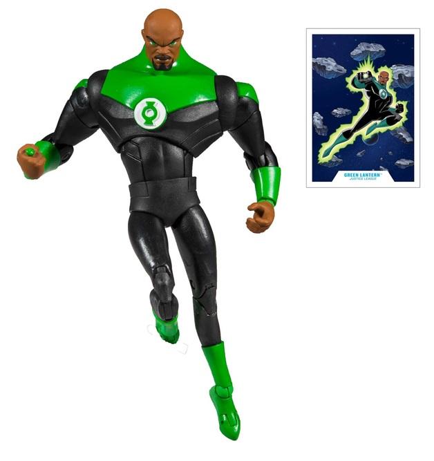 "DC Multiverse: Green Lantern (JLA) - 7"" Action Figure"