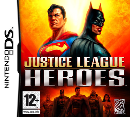Justice League Heroes for DS