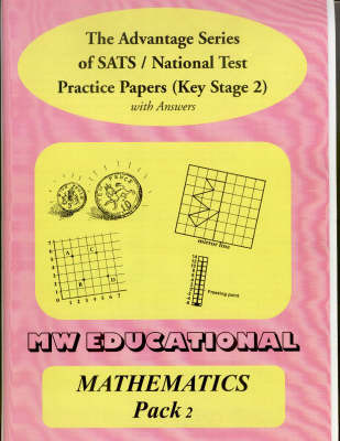 Mathematics Key Stage Two National Tests: Pack Two: With Answers by Mark Chatterton