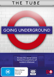 The Tube: Going Underground on DVD