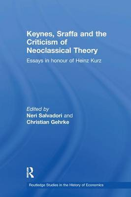 Keynes, Sraffa and the Criticism of Neoclassical Theory