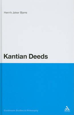 Kantian Deeds by Henrik Joker Bjerre image