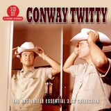 The Absolutely Essential 3CD Collection by Conway Twitty