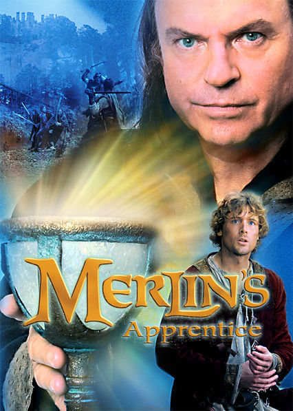 Merlins Apprentice on DVD image