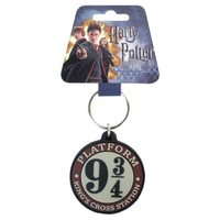 Harry Potter: Platform 9 3/4 - Key Chain
