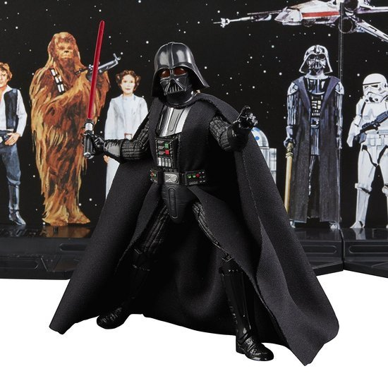 Star Wars: 40th Anniversary - Legacy Pack (Black Series) image