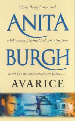 Avarice by Anita Burgh image