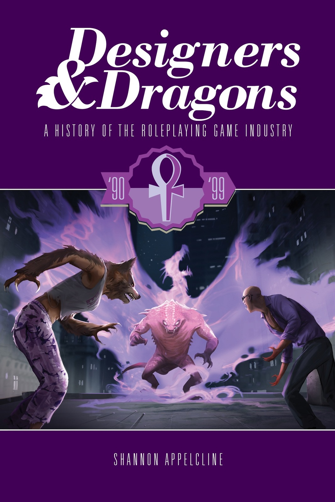 Designers and Dragons: The 90`s image