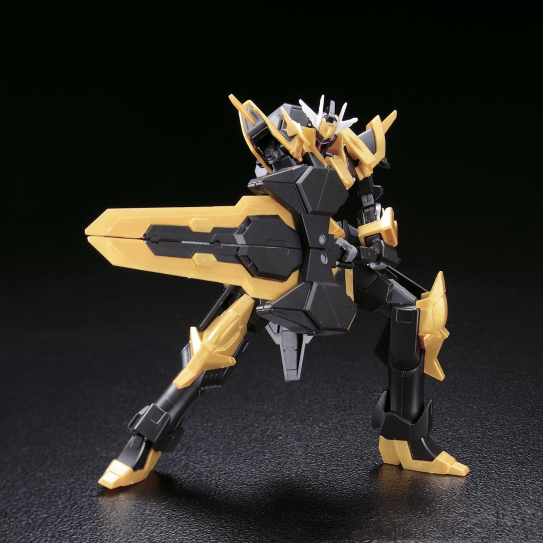 HGBF 1/144 Gundam Schwarz Ritter - Model Kit image