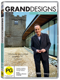 Grand Designs - The Complete Series 7 (2 Disc Set) on DVD