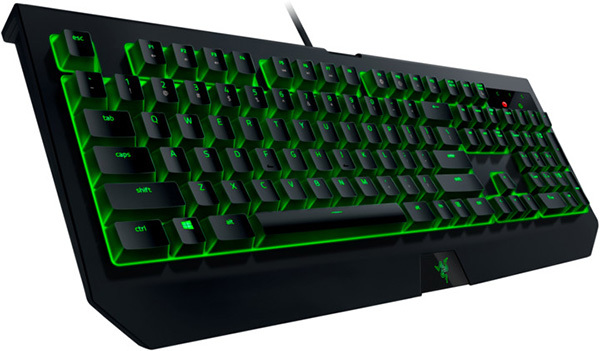Razer BlackWidow Ultimate Mechanical Gaming Keyboard (2017) for PC image