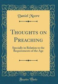 Thoughts on Preaching by Daniel Moore image