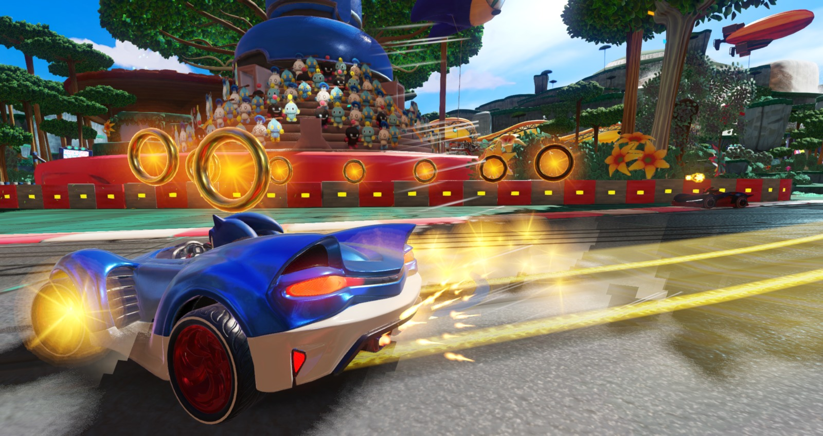 Team Sonic Racing for PS4 image