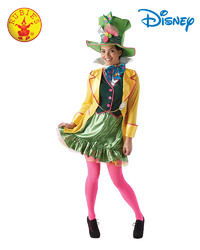 Disney: Mad Hatter - Adult Costume (Medium)