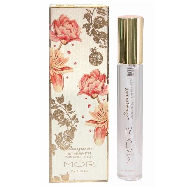 MOR Eau De Parfum Perfumette - Pomegranate (14.5ml)