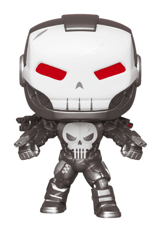 Marvel: Punisher (War Machine) - Pop! Vinyl Figure