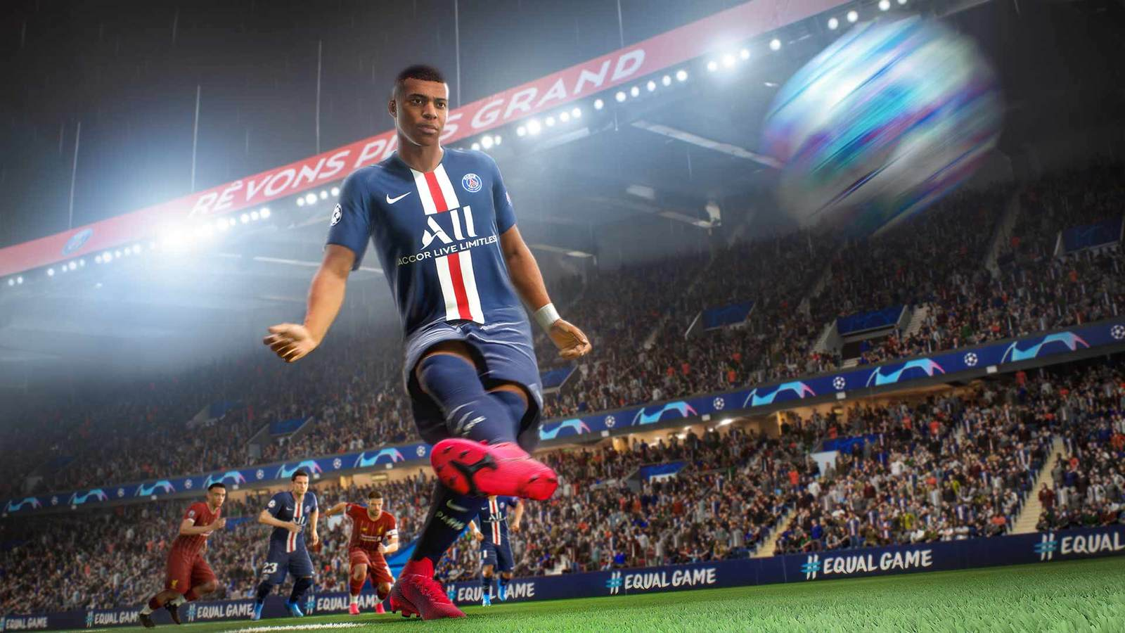 FIFA 21 for PS4 image