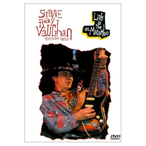 Stevie Ray Vaughan And Double Trouble - Live At The El Mocambo on DVD image