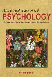 Developmental Psychology by J Watts