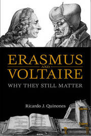 Erasmus and Voltaire by Ricardo J. Quinones image