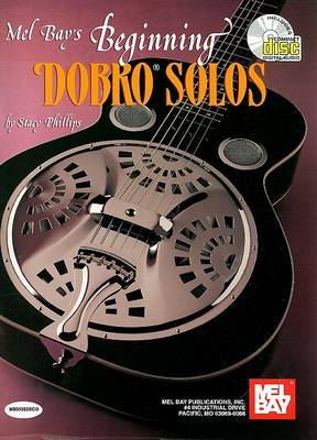 Beginning Dobro Solos by Stacy Phillips image
