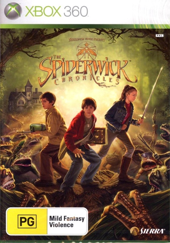 The Spiderwick Chronicles for Xbox 360