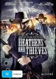 Heathens and Thieves on DVD