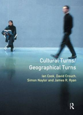 Cultural Turns/Geographical Turns by Simon Naylor image
