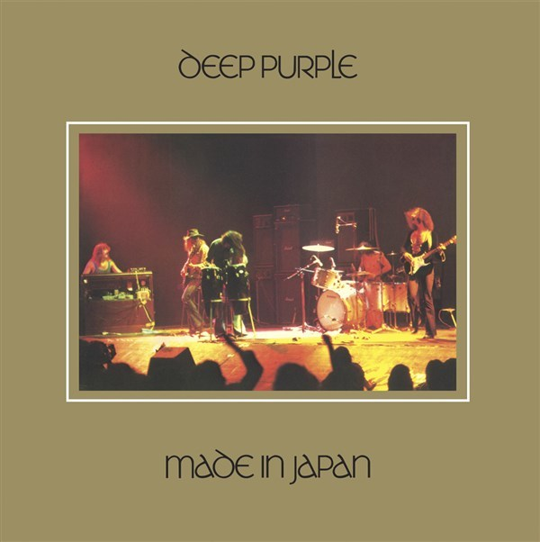 """Made In Japan (Super Deluxe Edition) [4CD/DVD/7""""] on DVD"""