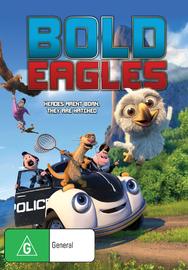 Bold Eagles on DVD