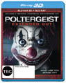 Poltergeist - Extended Cut on Blu-ray, 3D Blu-ray