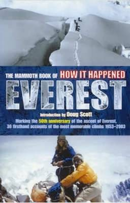 The Mammoth Book of How it Happened: Everest image