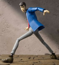 S.H.Figuarts Lupin the 3rd: Lupin - ActionFigure