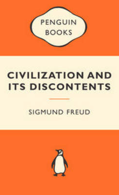 Civilisation and Its Discontents (Popular Penguins) by Sigmund Freud image