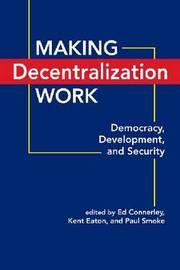 Making Decentralization Work image